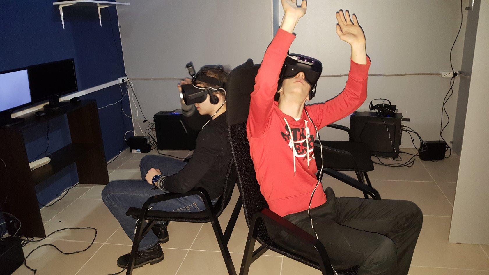 исполнения квест в виртуальной реальности конкурса: Заключение договора