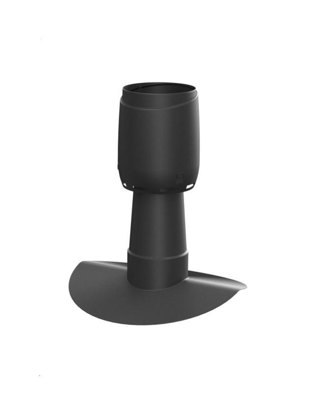 ALIPAI коньковый дефлектор для вентиляции плоской и пологой кровли