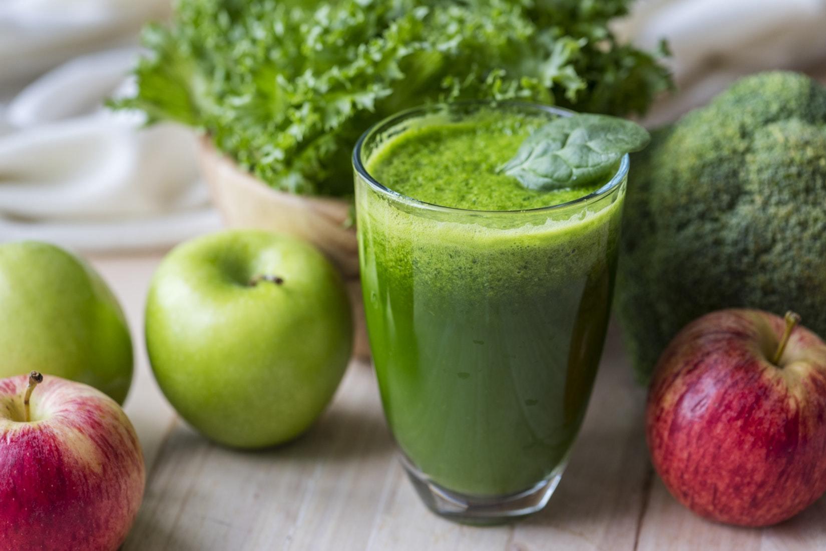 Очищающая диета для здоровья