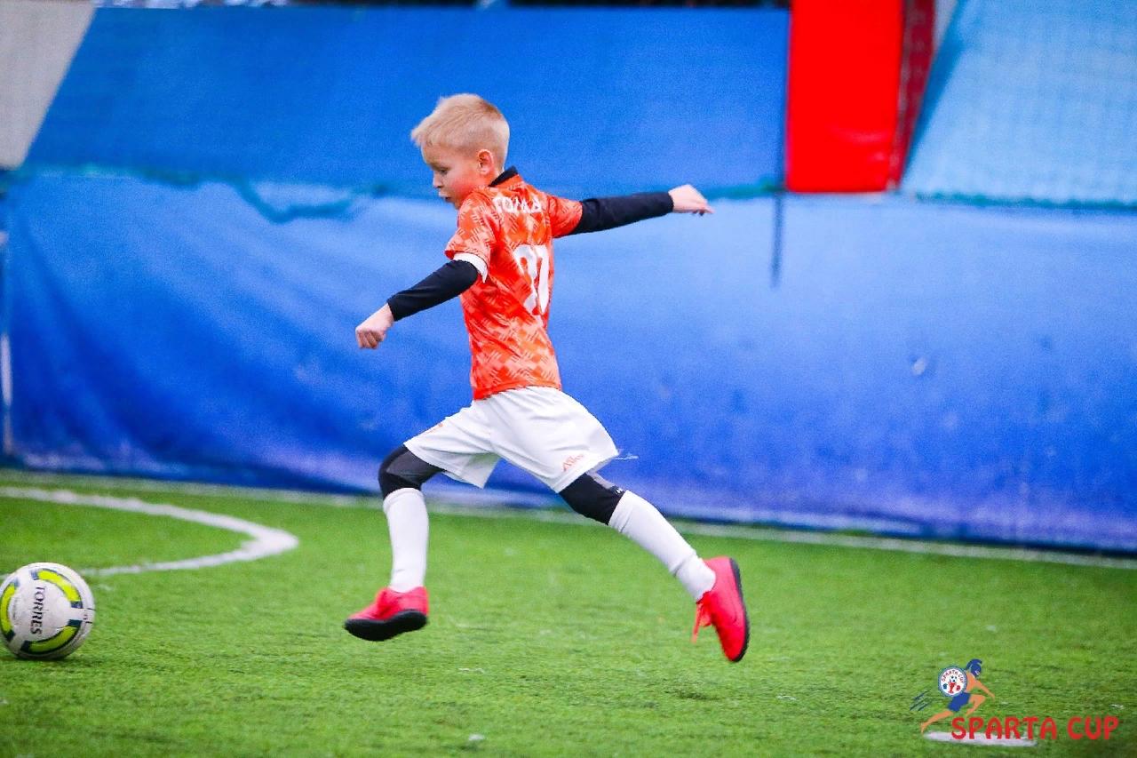 Турнир SpartaCup, Футбольная школа Голеадор