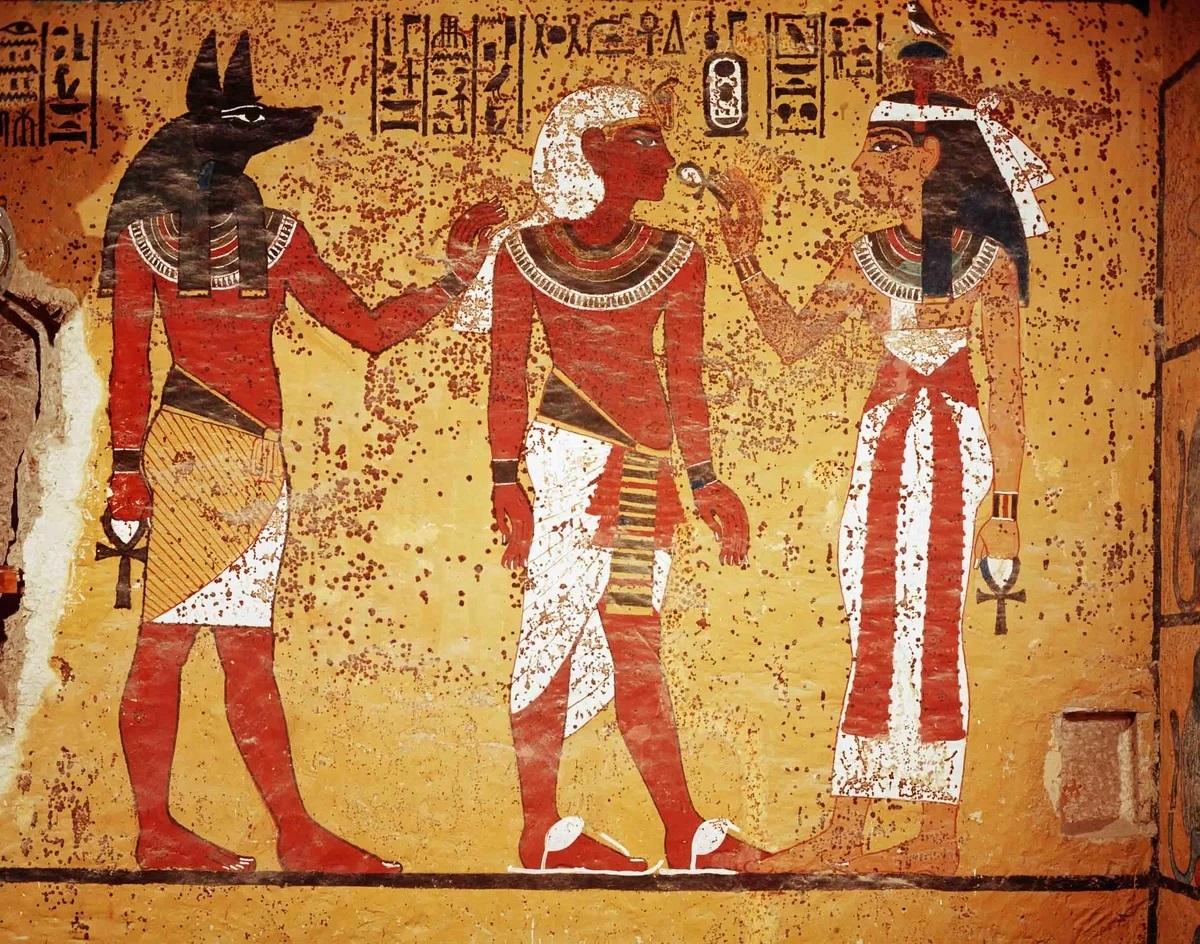искусство древнего мира в картинках они