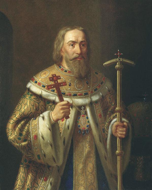 Никанор Тютрюмов «Патриарх Филарет» (XIX век)