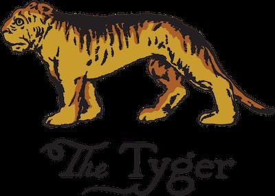 The Tyger - Tyger Logo
