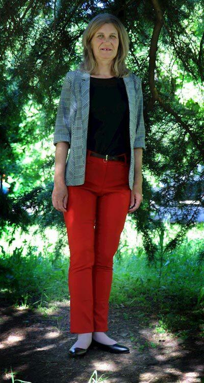 Панталон и сако от efrea.com
