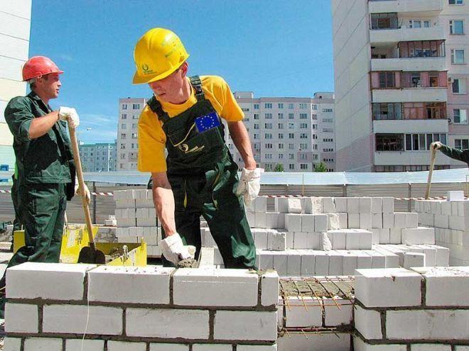 каменщики официальное трудоустройство в красноярске