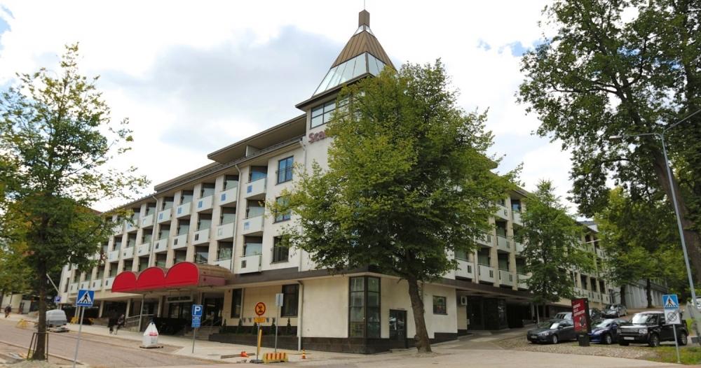 Отель в Лаппеенранте Boutique Hotel Old Spa