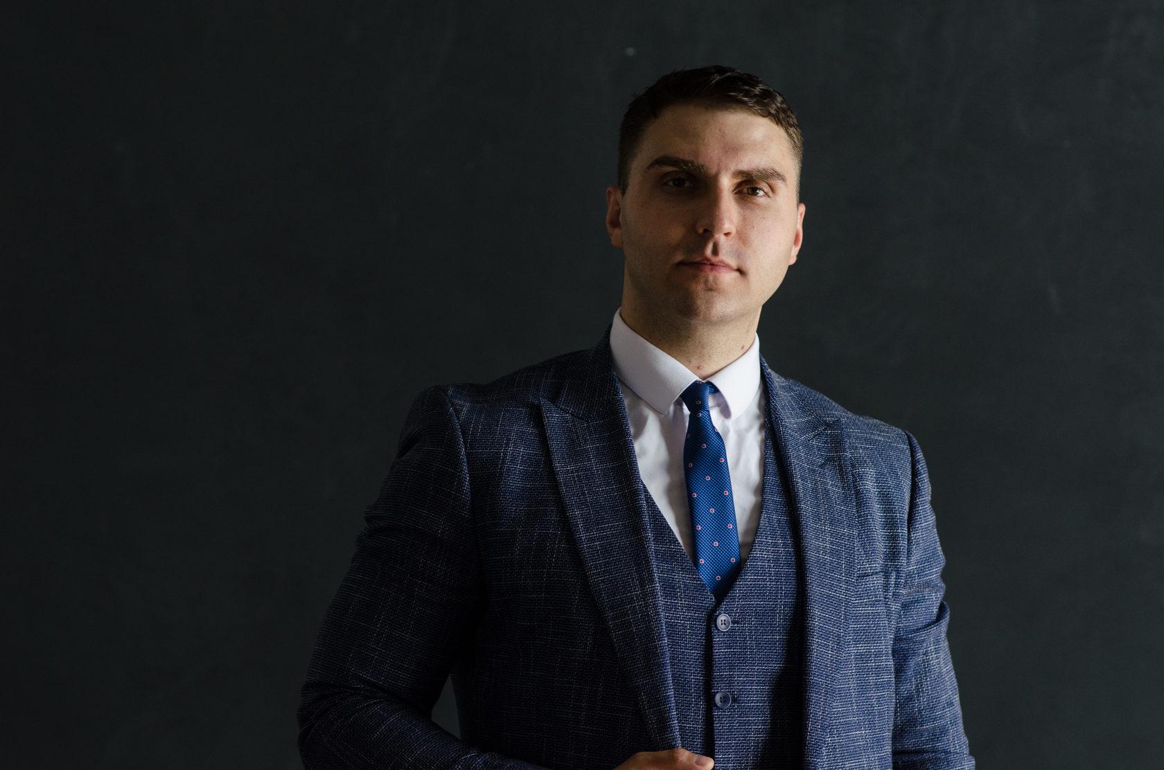 Юрист Алексей Гудас