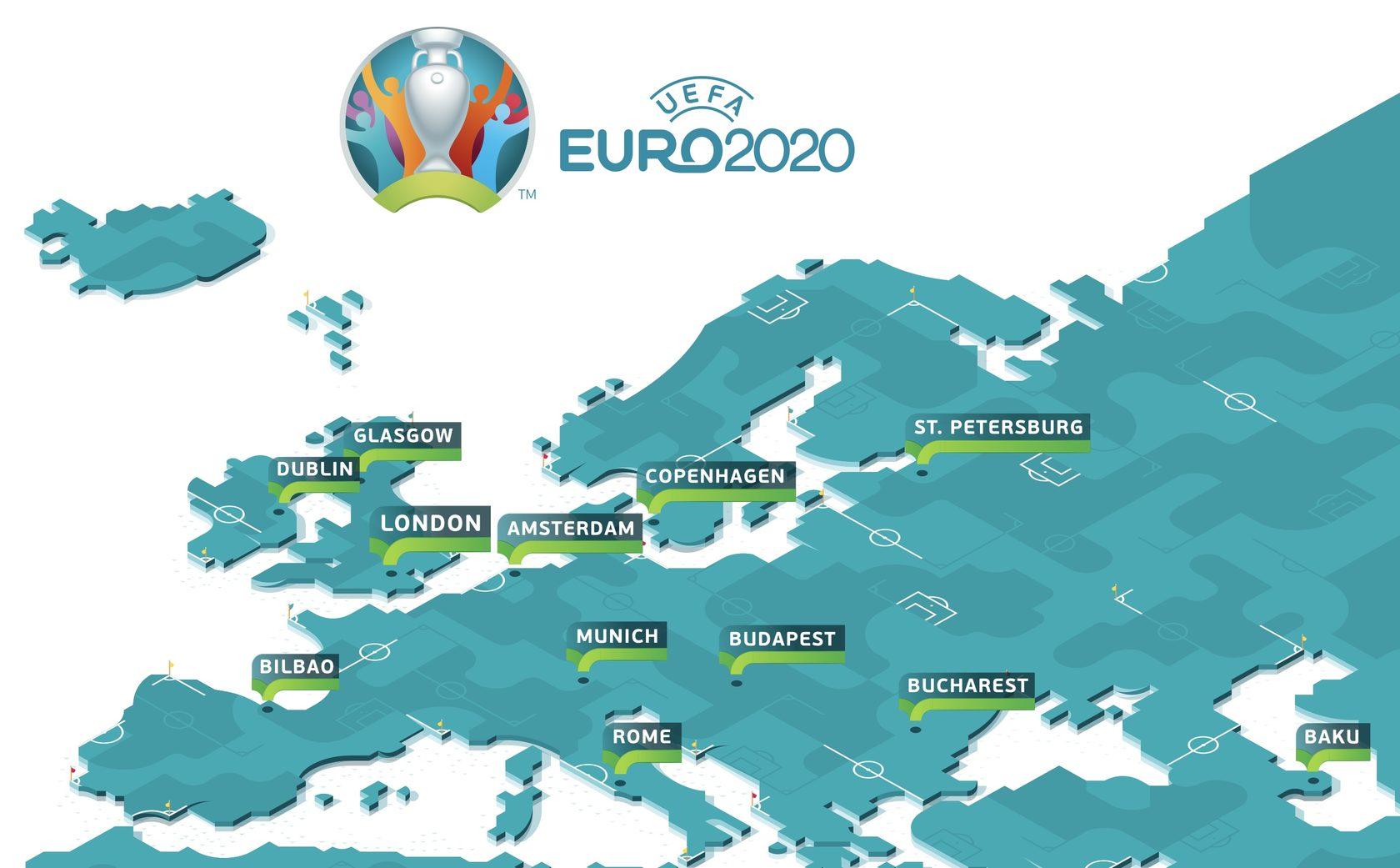 Uefa Euro 2020 In St Petersburg Useful