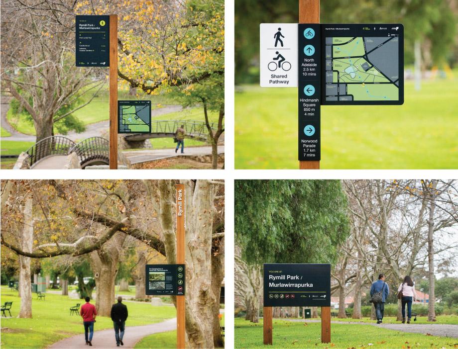 Навигация в парках картинки
