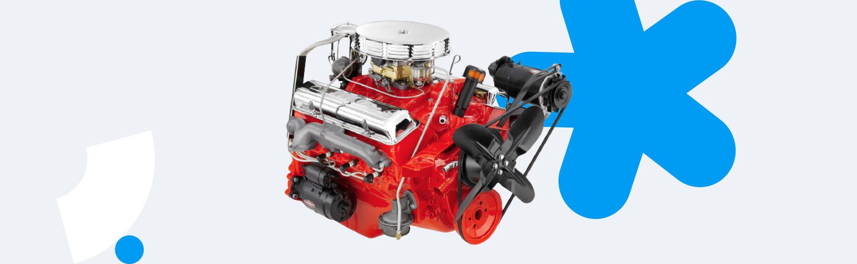 первый бензиновый двигатель