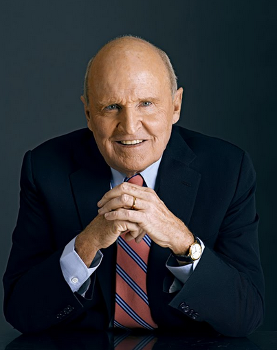 essay on jack welch