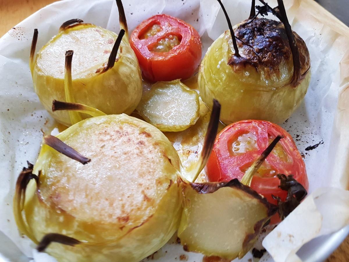 Кольраби - что это такое и как приготовить? Блог Вкусный Израиль.