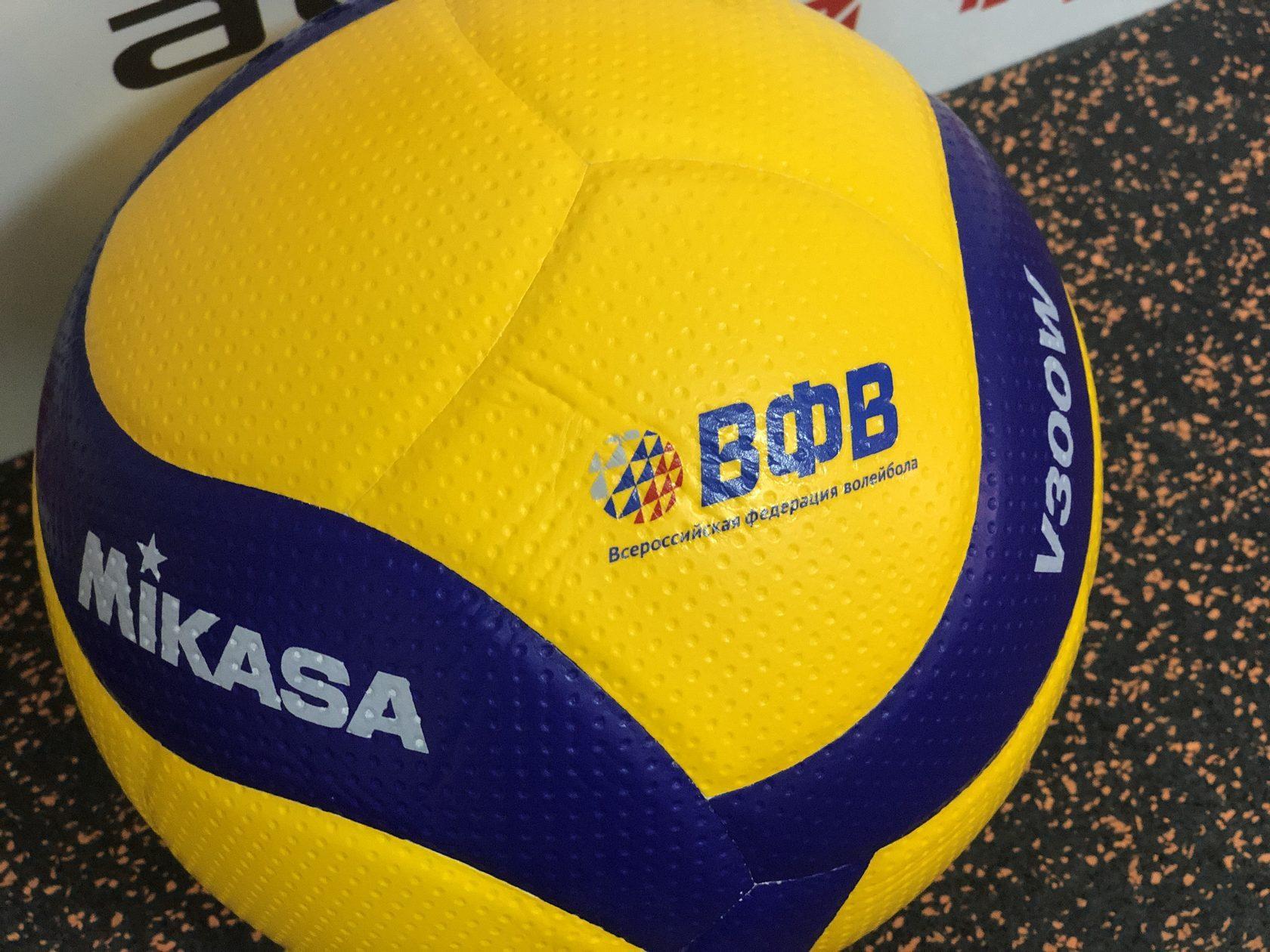 Легендарные и самые популярные волейбольные мячи Mikasa в новом дизайне и с новыми технологиями