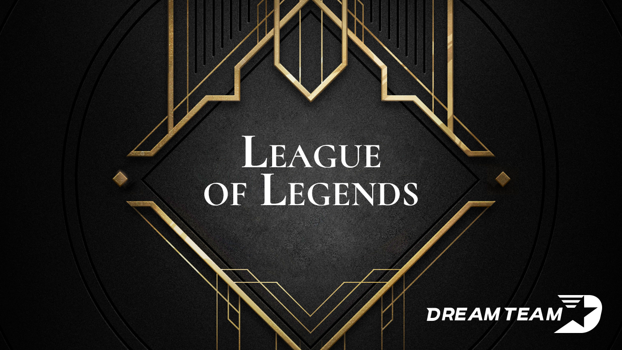 League of Legends on DreamTeam
