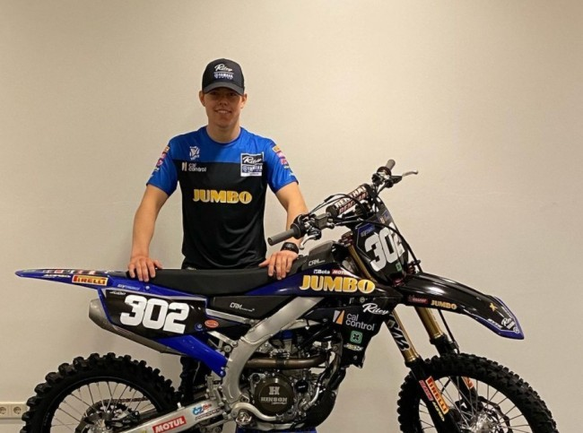 Корнелиус Тёндел подписал контракт с Riley Racing Yamaha