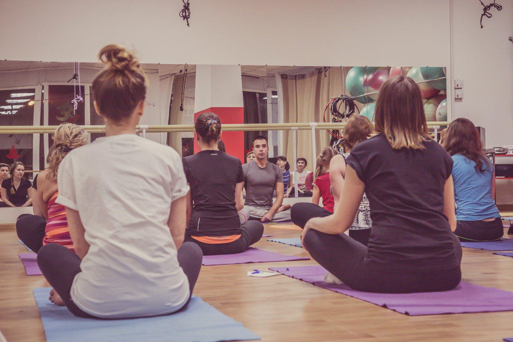 Корпоративная йога, фитнес-йога, фитнес, йога, Сергей Зоркий