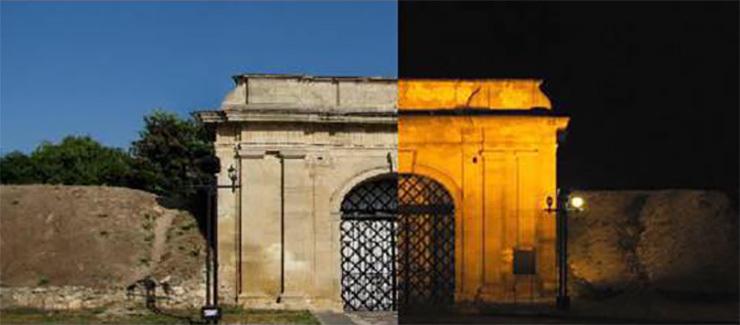 Херсон днём и ночью - фото