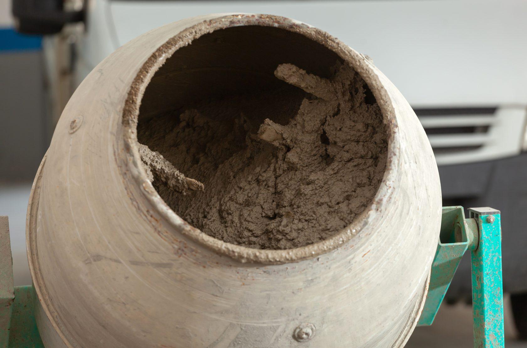 Контроль подвижности бетонной смеси строительный смеситель для раствора
