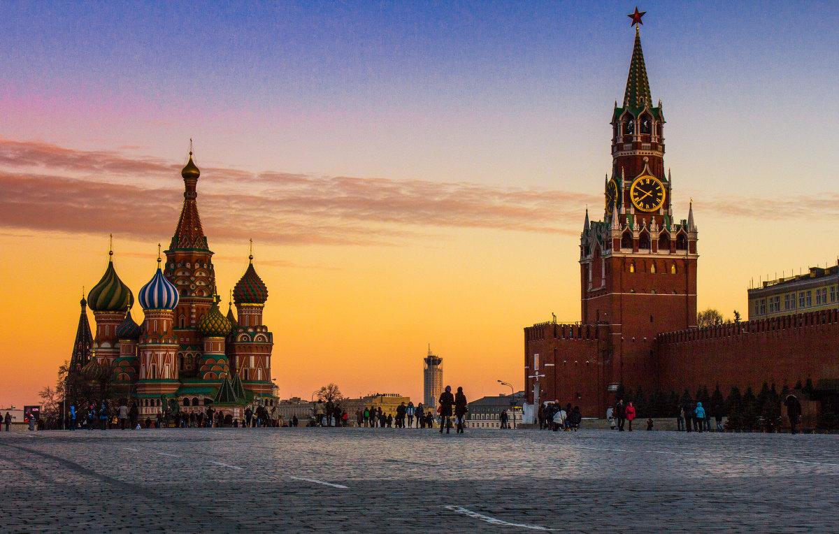 Красная площадь московский кремль фото
