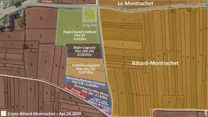 Criots-Batard-Montrachet Grand Cru