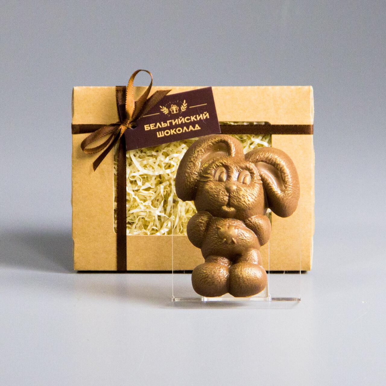 Шоколадная фигурка «Зайка»