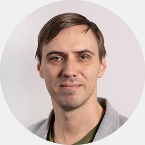 Frontend developer Рауф ЭРК