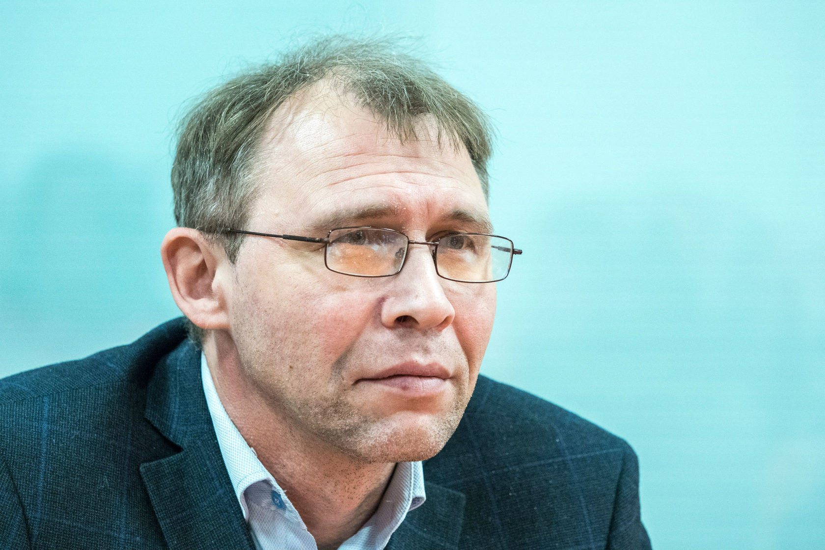 Член правления РОО «Объединение советов многоквартирных домов» Андрей Китаев