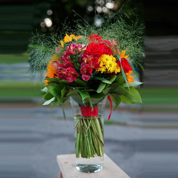 фото готовых букетов из живых цветов настоящий профессионал