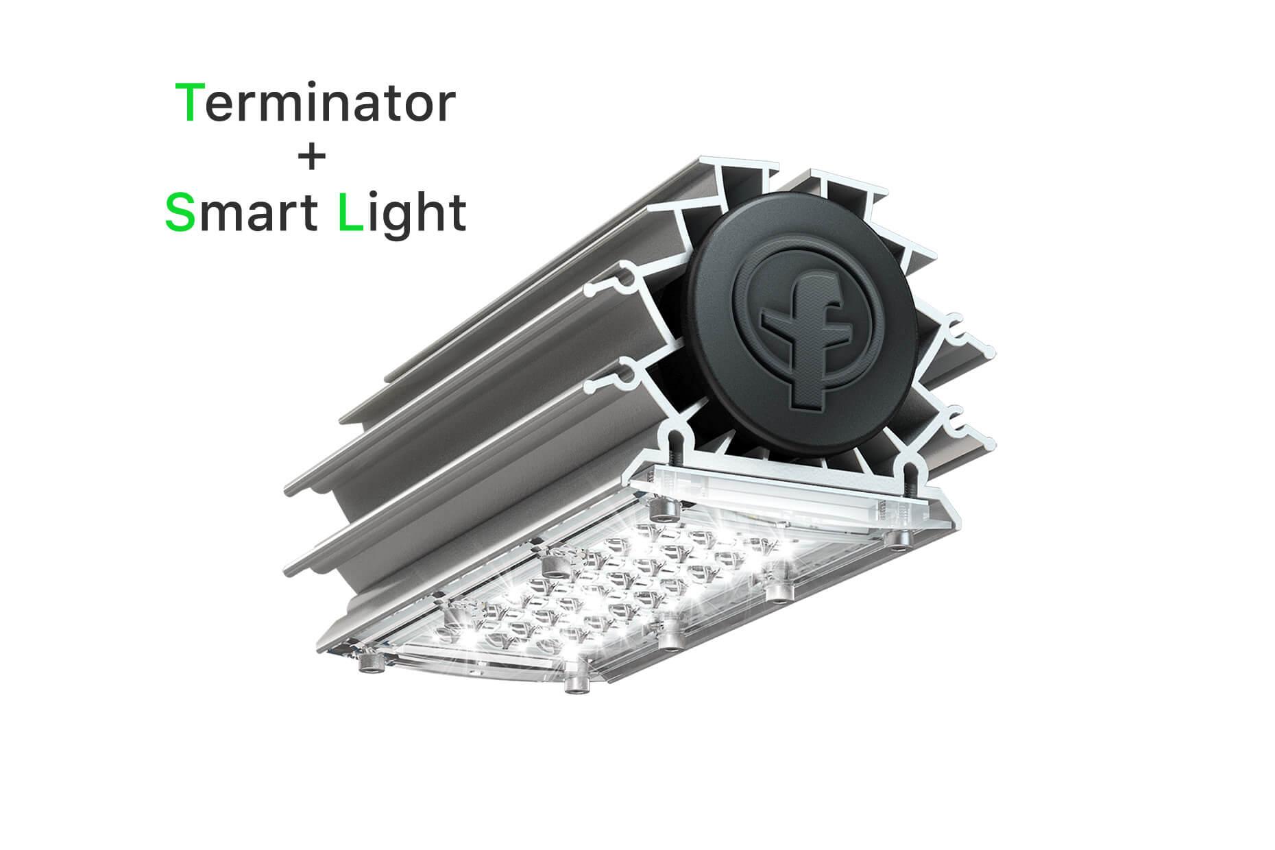 Промышленный светодиодный светильник Fitons Prom 60 Terminator+Умный свет
