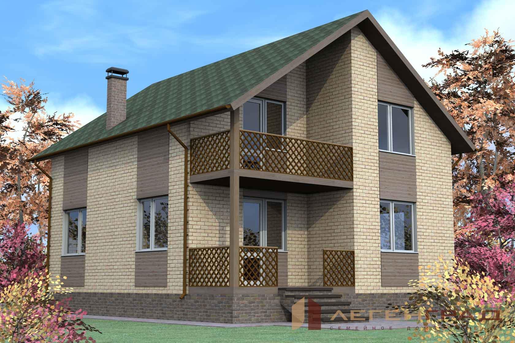 есть модели, фото домов с мансардной крышей из кирпича можете выбрать купить