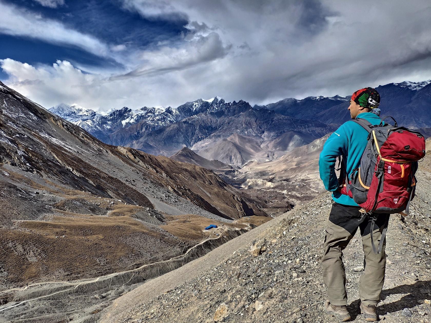 Горы в Непале