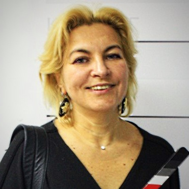 Алла Липовецкая лектор Украинской Киношколы Ukrainian Film School