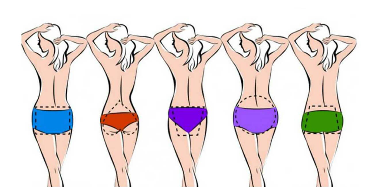 Types of butts