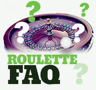 online roulette frequently asked questions