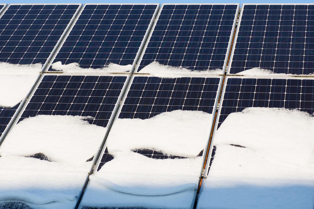 Использовать энергию солнца можно и нужно даже в суровых условиях