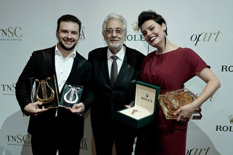 Mezzo Emily D'Angelo and Tenor Pavel Petrov Win Top Prizes