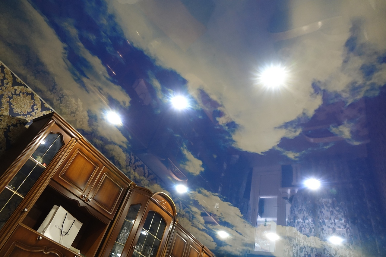 Натяжные потолки ижевск картинки