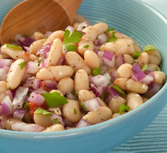 Бобена салата със салатен боб Krina
