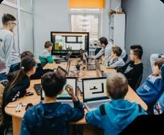 программирование для детей Одесса