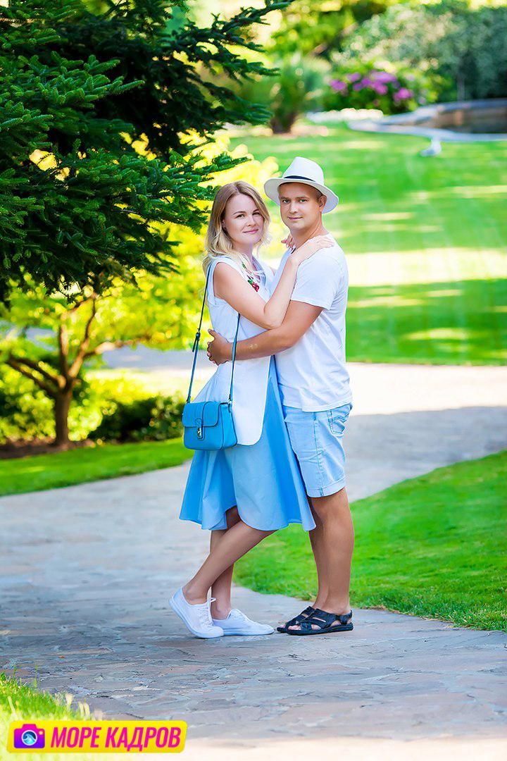 семейная фотосессия в Крыму