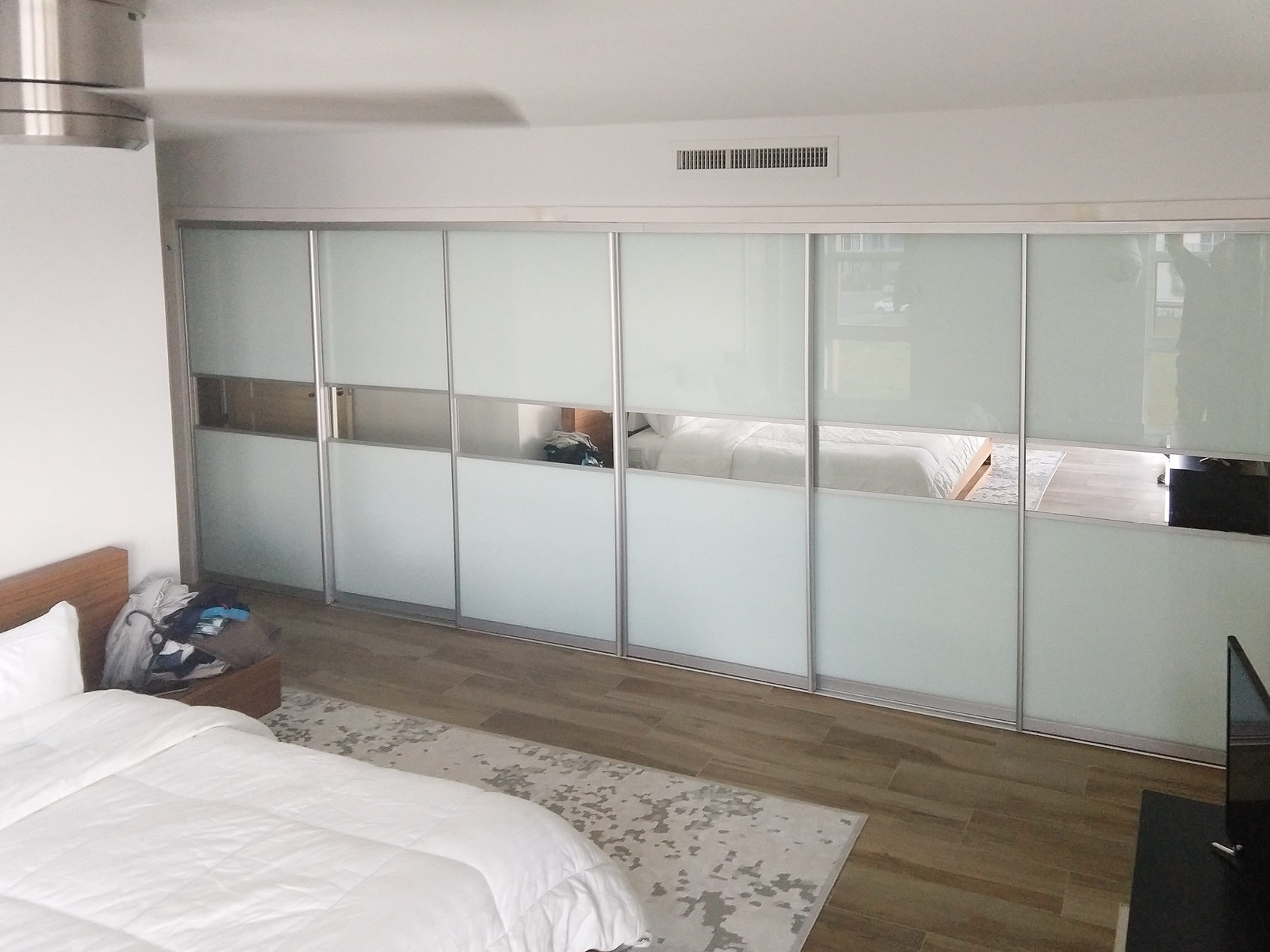 Extra Long Full Length Mirror