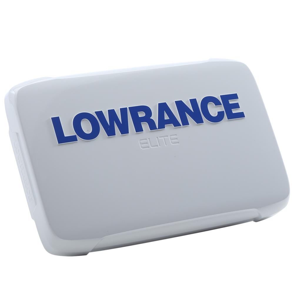 Lowrance Elite-7 Ti Suncover