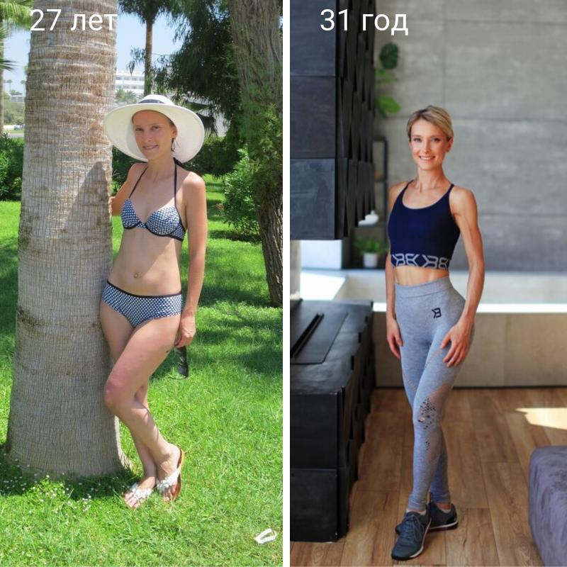Приложения для похудения фото до и после