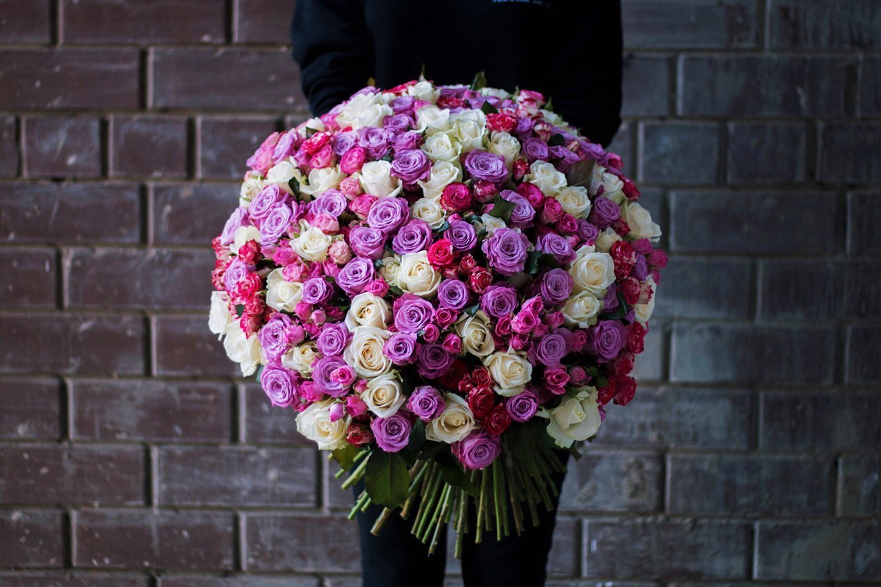 Букет, какие цветы дарят будущей свекрови