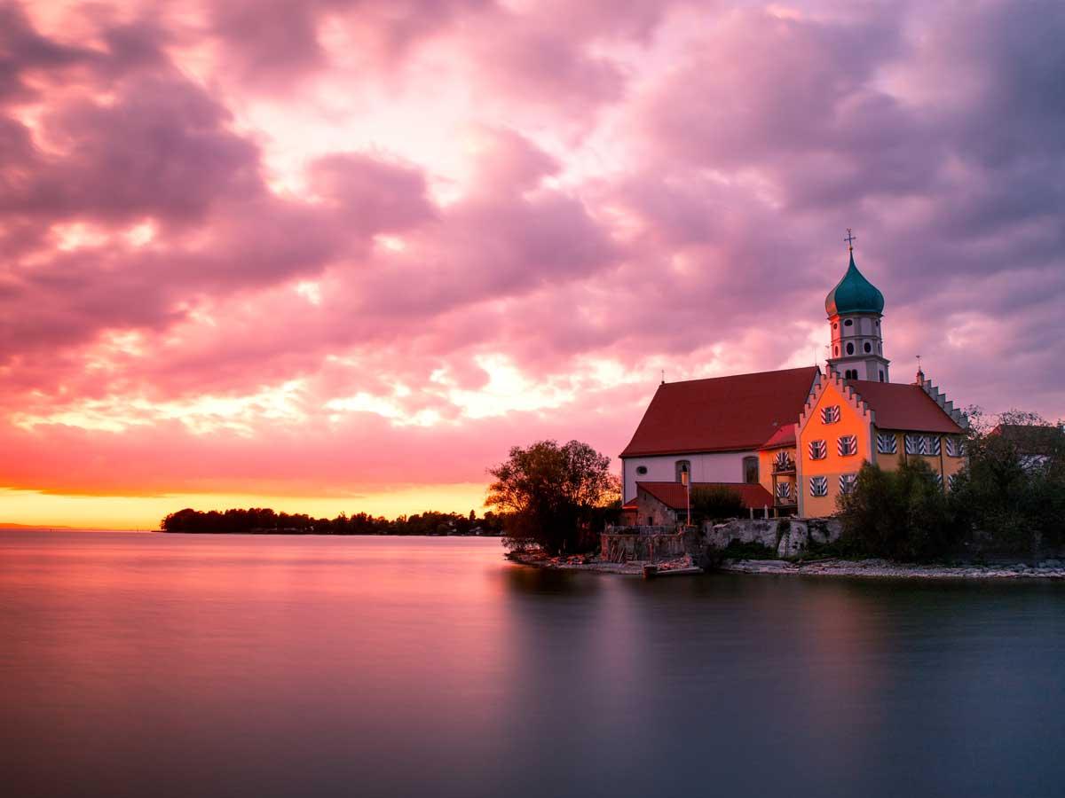 Боденское озеро германия