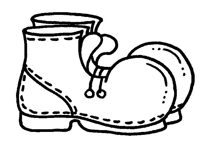 сказка башмаки рисунок