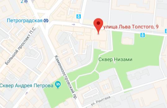 панорама тв на улице Льва Толстого, дом 9а