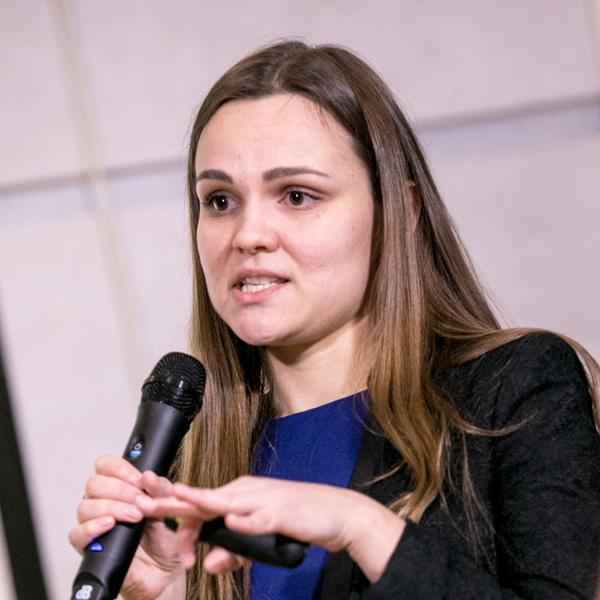Победитель ВИК.Нано 2016: Татьяна Фалалеева, аспирантка Казанского национального исследовательского технологического университета (КНИТУ)