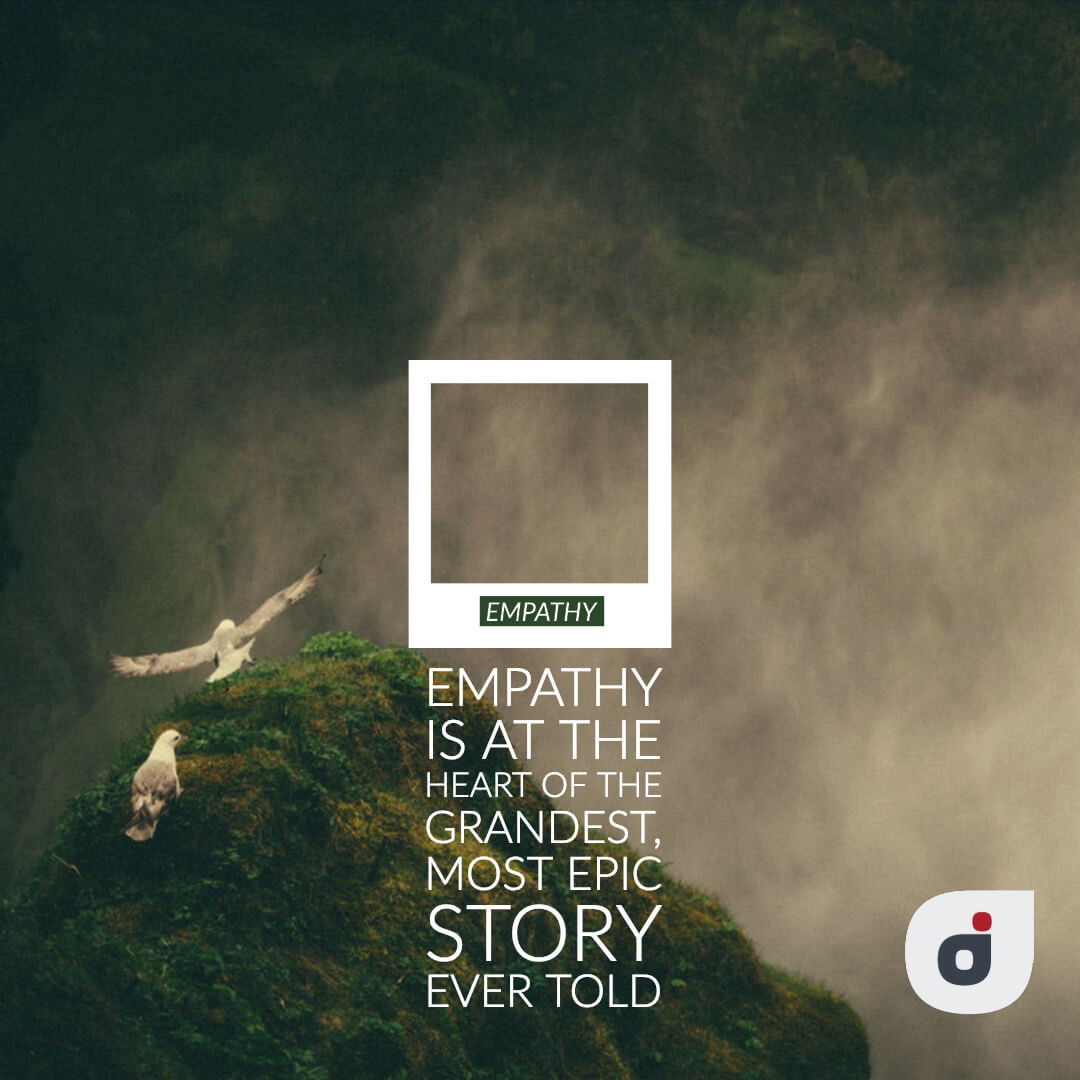 marketing plan quote showing how epic empathy is in your marketing plan