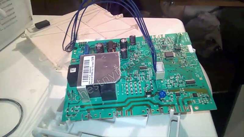 Сервис по ремонту стиральных машин Электролюкс